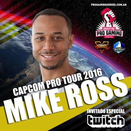 Capcom Mike Ross culturageek.com.ar
