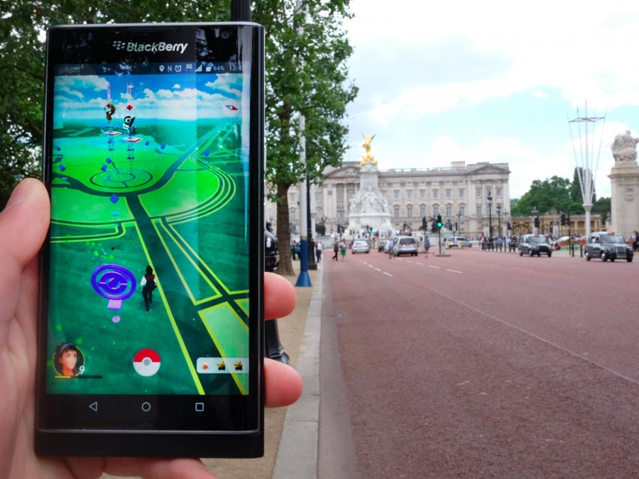 Cultura Geek Pokemon Go Turismo 1