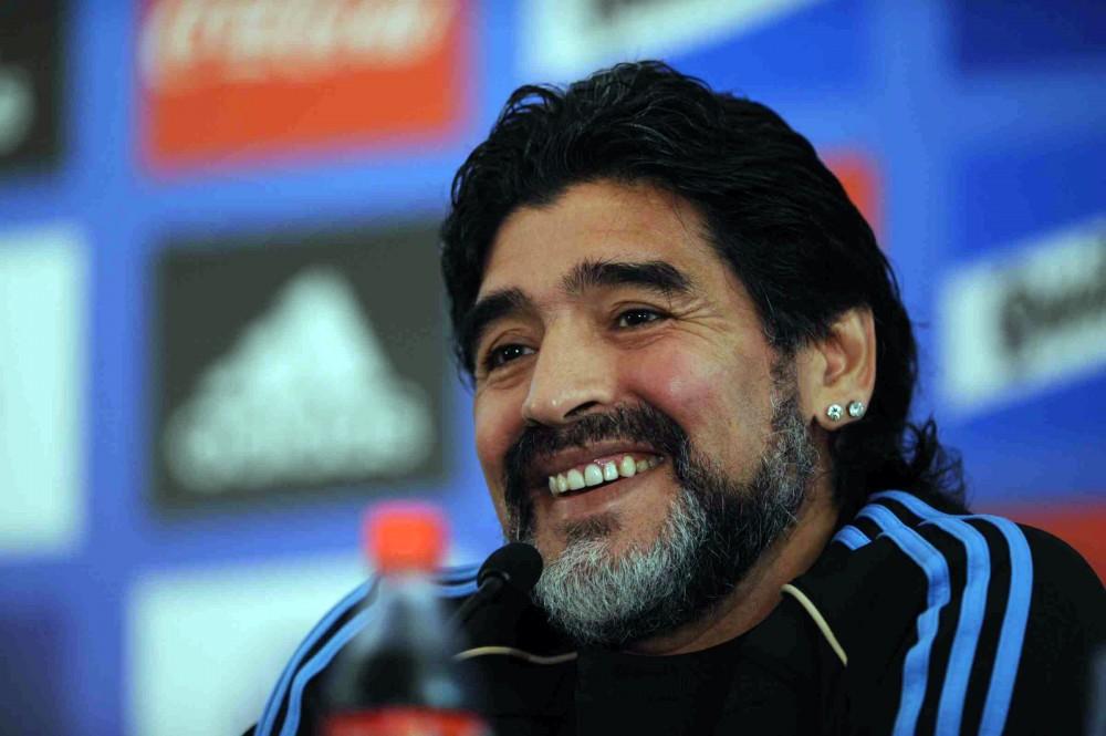 Diego Maradona serie Cultura Geek