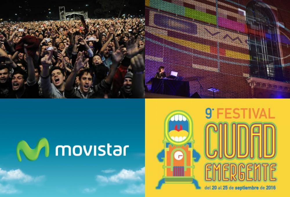 Movistar Fri Cultura Geek Ciudad Emergente