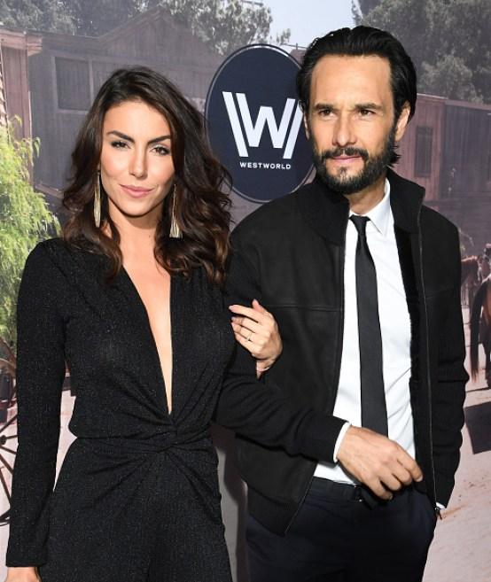 Rodrigo Santoro Westworld HBO www.culturageek.com.ar