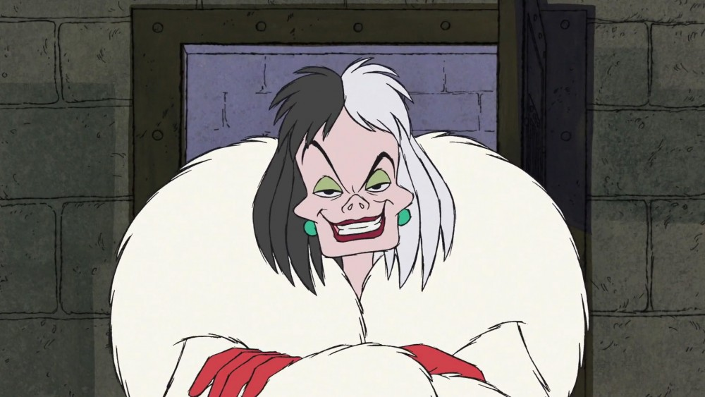 Cruella De Vil - www.culturageek.com.ar