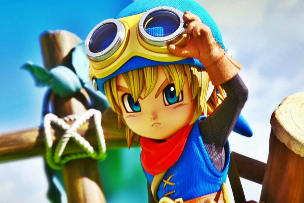 Dragon Quest Builders culturageek-com-ar