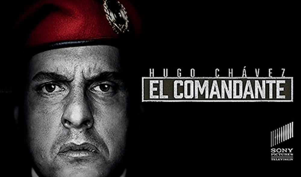 El comandante hugo chavez cultura geek