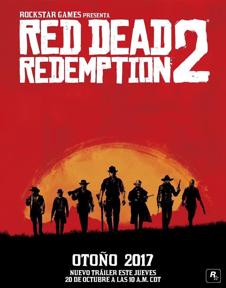 www.culturageek.com.ar Red Dead Redemption 2 Anuncio 2