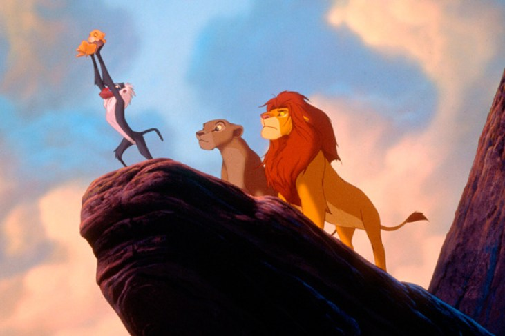 el rey leon cultura geek