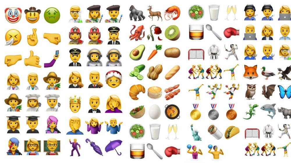 Emojis - www.culturageek.com.ar