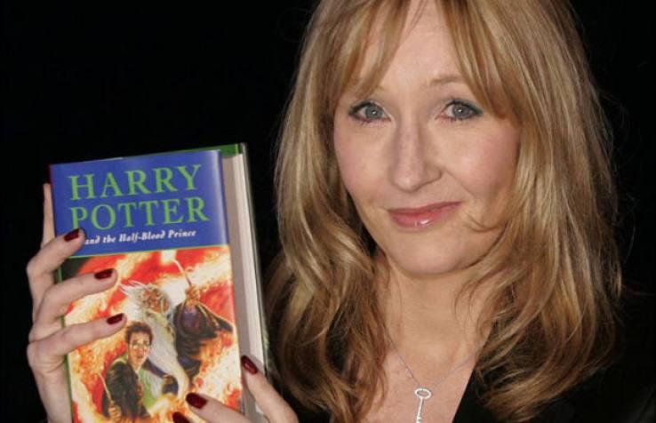 J K Rowling www.culturageek.com.ar