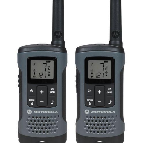 www.culturageek.com.ar Motorola Talkabout Radios 1
