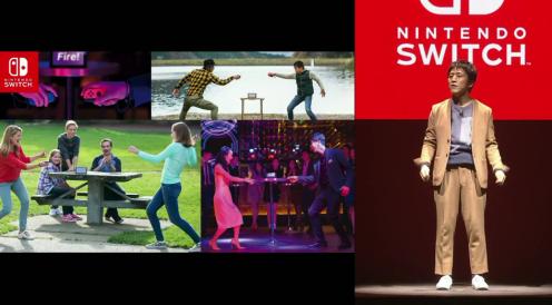 Cultura Geek Nintendo Switch Presentacion www.culturageek.com.ar