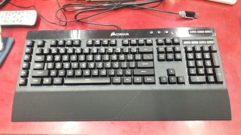 Review Corsair K55 RGB www.culturageek.com.ar