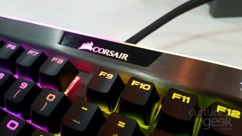 corsair k95 teclado www.culturageek.com.ar