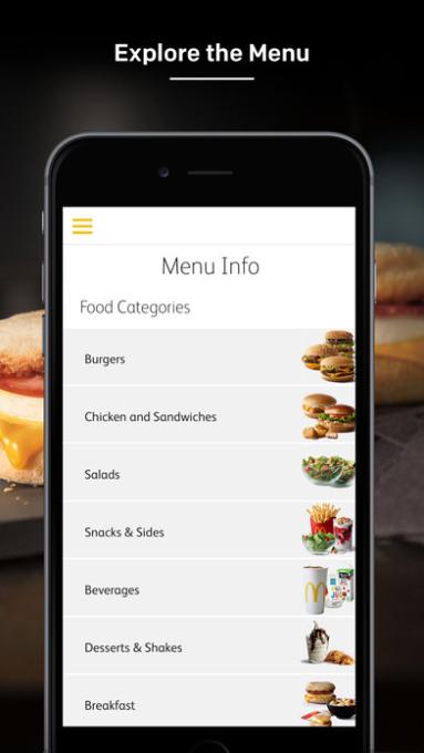 Culturageek.com.ar McDonald's App
