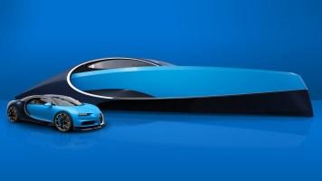 Bugatti Niniette 66 yate www.culturageek.com.ar