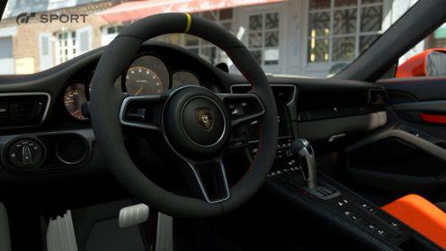 Culturageek.com.ar Gran Turismo Sport Porsche 3