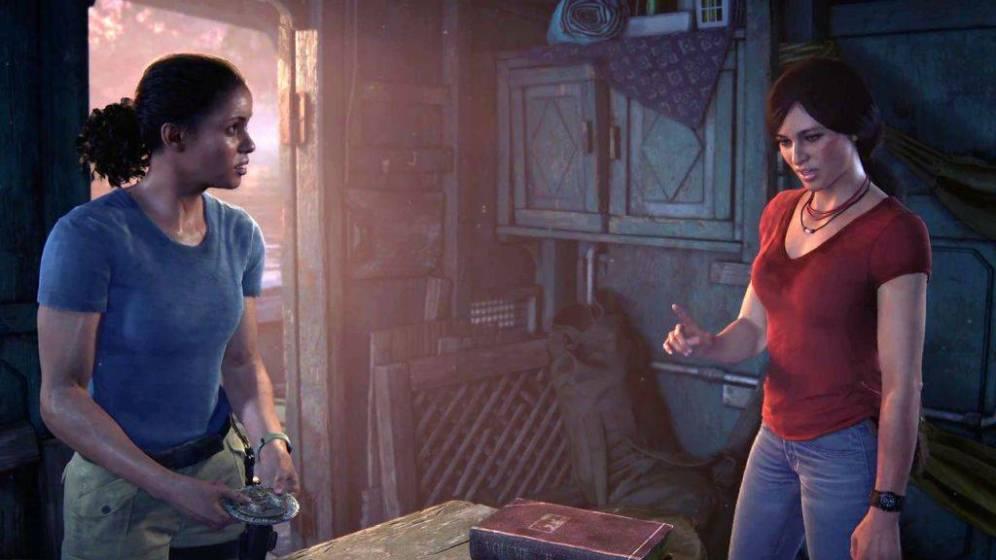 Culturageek.com.ar Lanzamientos videojuegos agosto Uncharted The Lost Legacy