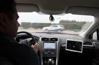 ford alerta de colisión en cruce