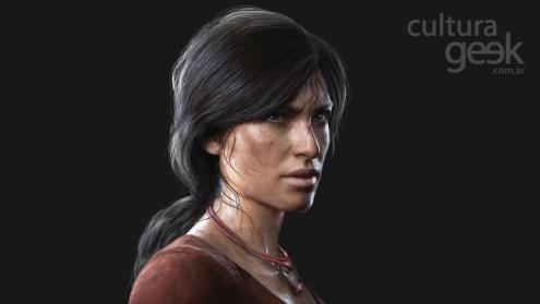 UTLL-Launch-Portrait_Chloe, uncharted, culturageek.com.ar