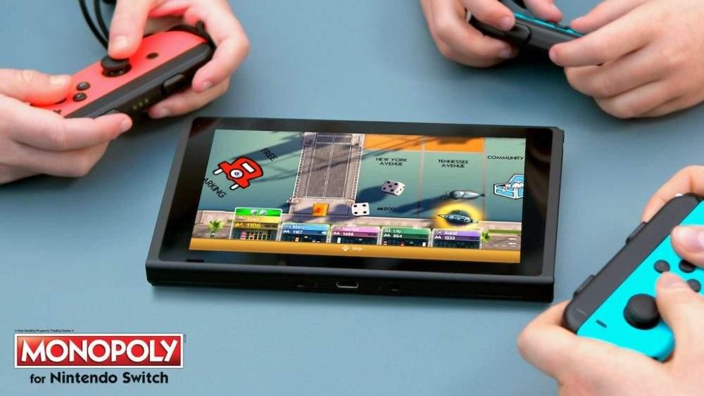 Monopoly El Popular Juego De Mesa Llega A La Nintendo Switch