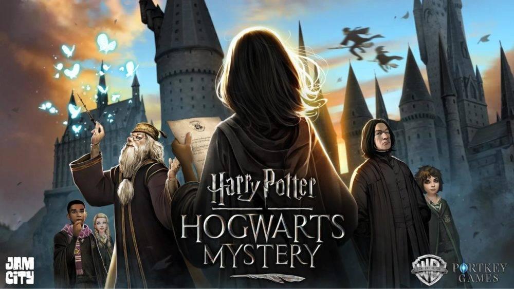 Harry Potter Hogwarts Mystery Trailer Y Primer Vistazo De Los