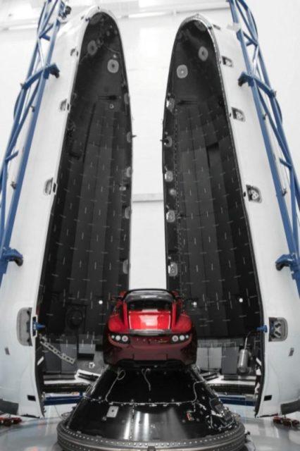 Culturageek.com.ar - Elon Musk Falcon Heavy Cohete Nasa