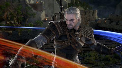 Culturageek.com.ar Soulcalibur 6 Witcher 3