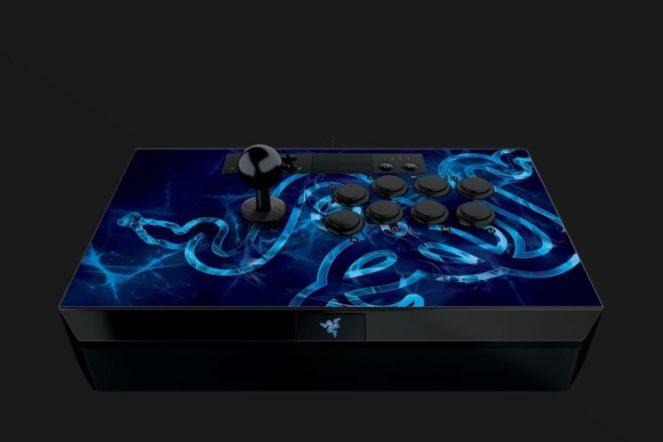 Culturegeek.com.ar - Arcade Stick Razer Panthera PS4 PS3 Gamer