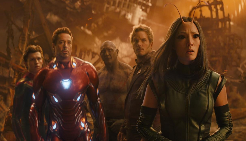 Infinity War — Estrena Avengers