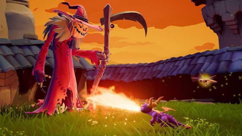 Spyro Reignited Trilogy anunciado para Xbox One y PlayStation 4