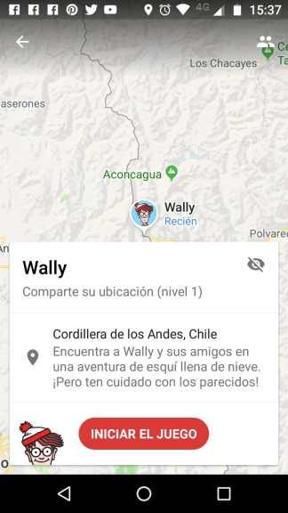 ¿Dónde está Wally? google maps www.culturageek.com.ar