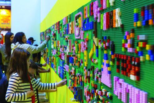 bricklive 1 lego www.culturageek.com.ar
