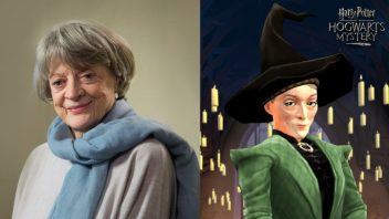 maggie smith harry potter game www.culturageek.com.ar