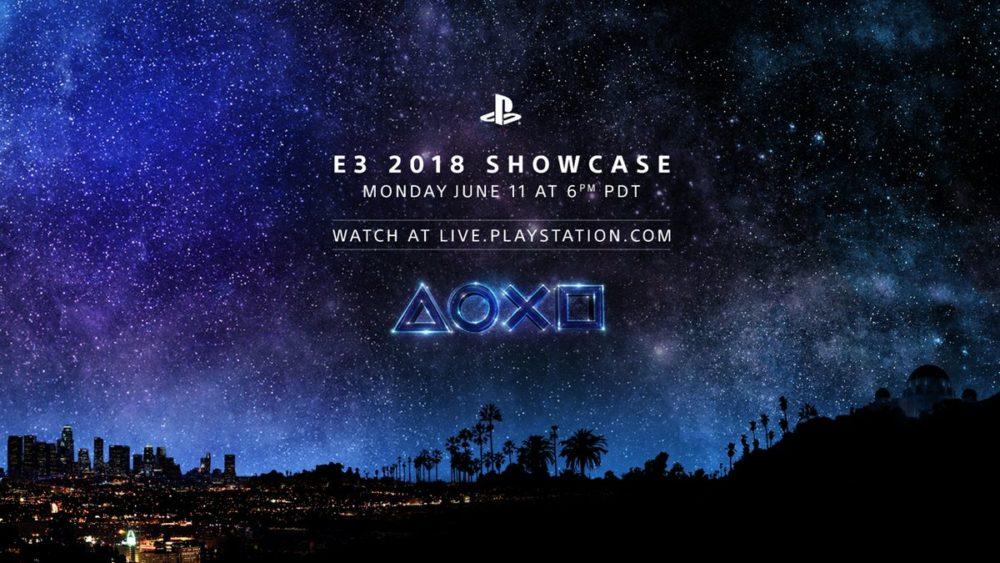 La conferencia de Sony para la E3 2018 ya tiene fecha