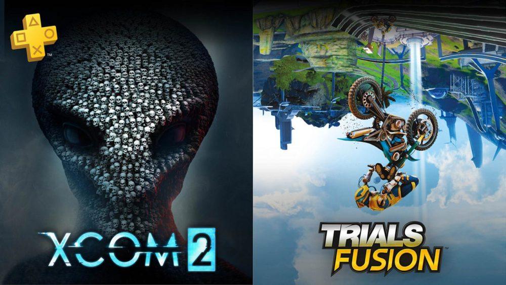 Ps Plus X Com 2 Y Trials Fusion Encabezan Los Juegos Gratis De