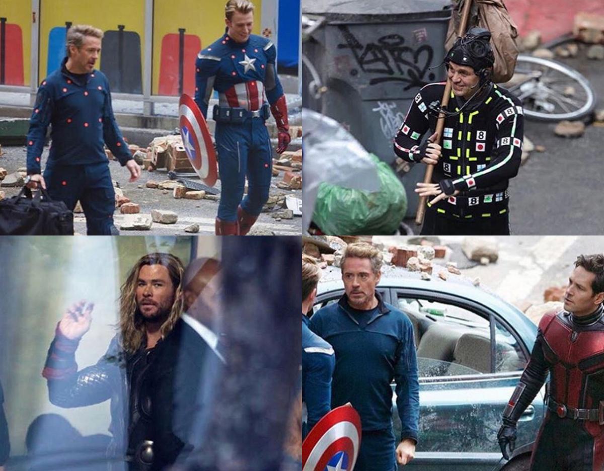 Infinity War' vuelve a encabezar las taquillas de cine — Avengers