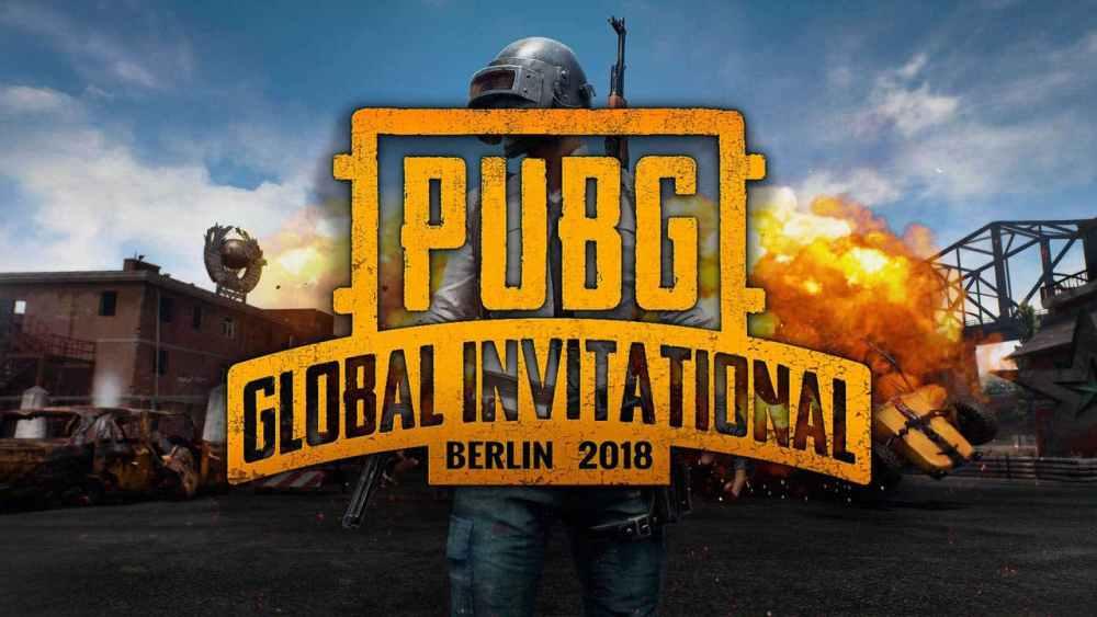 Pubg Invitational Berlin