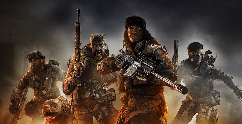 Ya está disponible el Beta de COD: Black Ops 4 para PlayStation