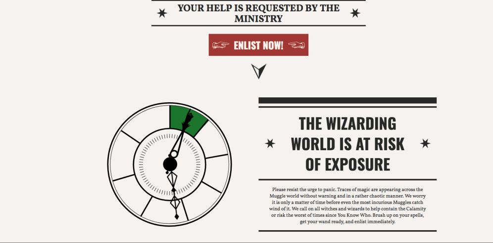 Harry Potter: Wizards Unite - www.culturageek.com.ar