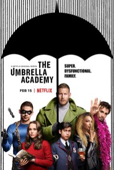 The Umbrella Academy www.culturageek.com.ar