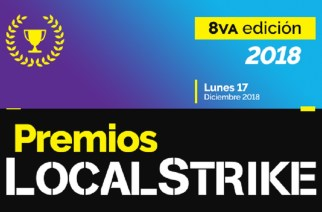 premios local strike 2018