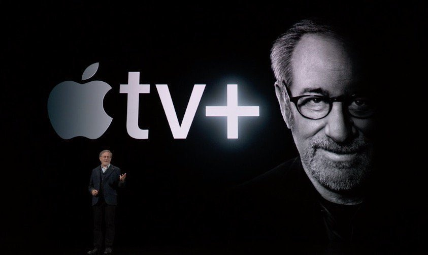 Apple TV Plus Spielberg