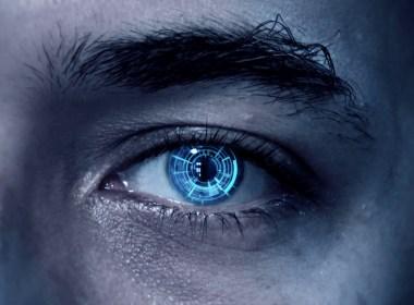Lente de contacto - www.culturageek.com.ar