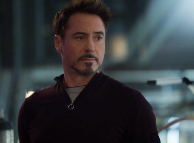 Robert Downey Jr Black Widow - www.culturageek.com.ar