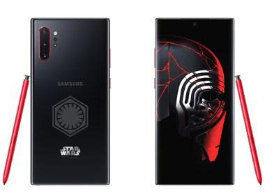 Samsung Galaxy Note 10 Star Wars www.culturageek.com.ar