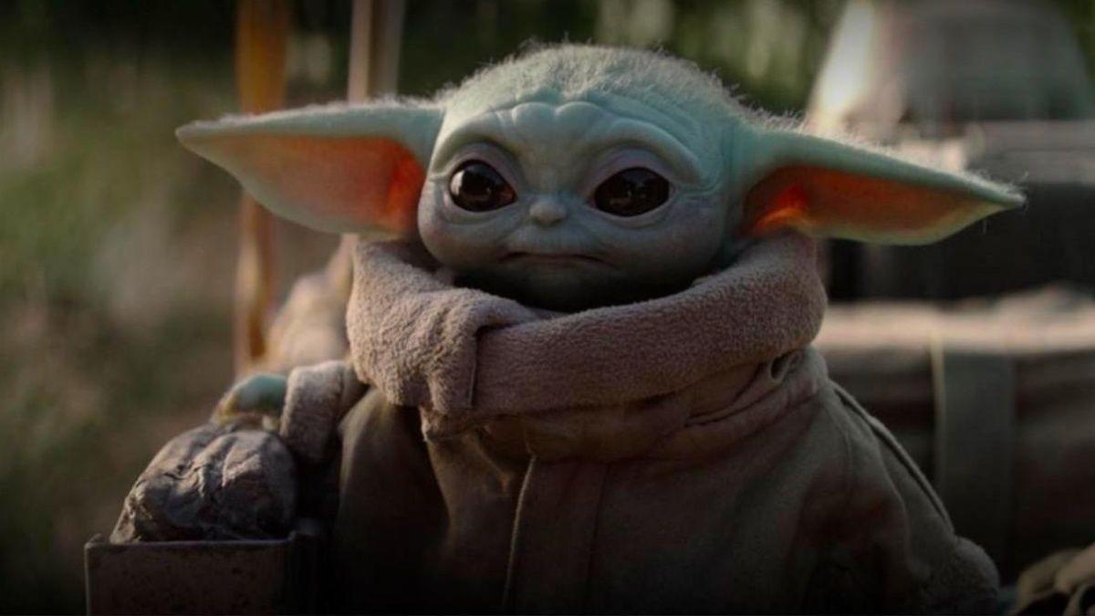 Baby Yoda The Mandalorian - www.culturageek.com.ar