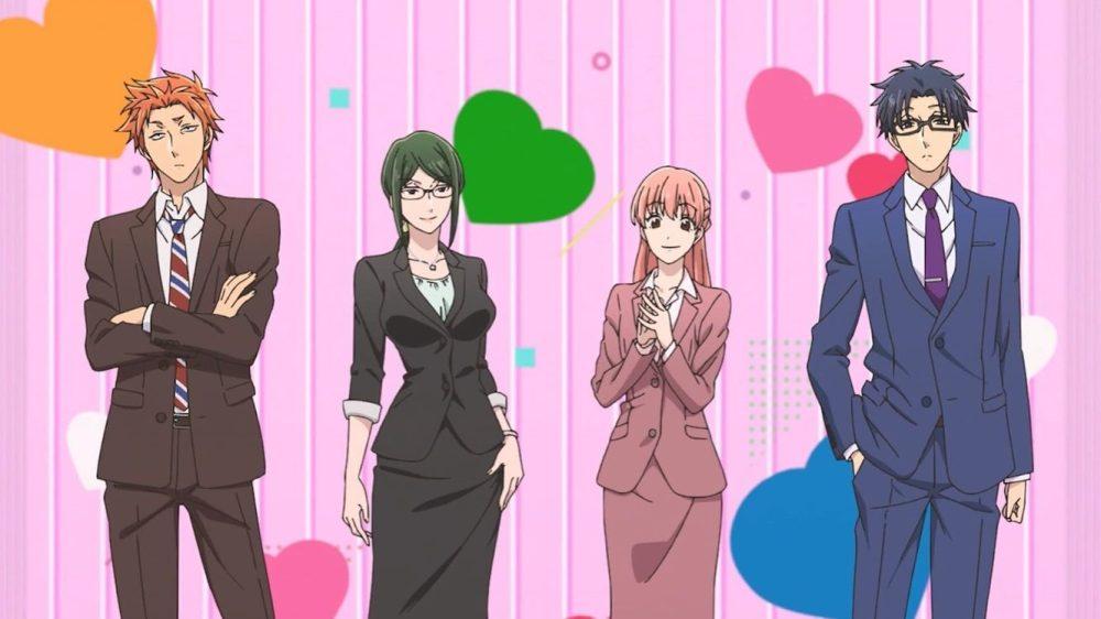 Anime - Wotakoi - www.culturageek.com.ar