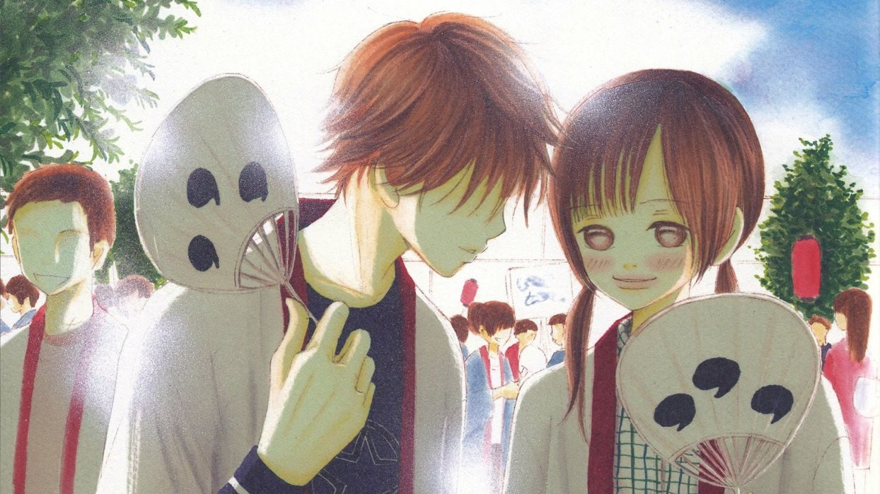 Anime - Bokura Ga Ita - www.culturageek.com.ar