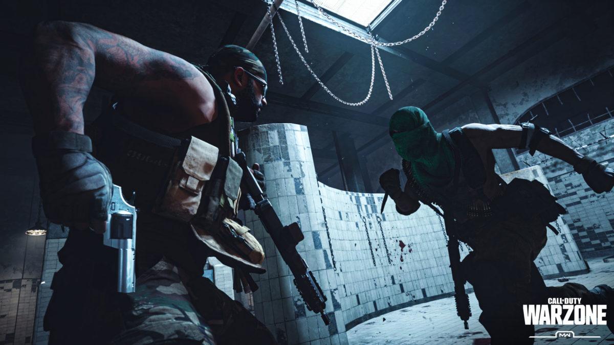 Call of Duty Warzone vehículos www.culturageek.com.ar
