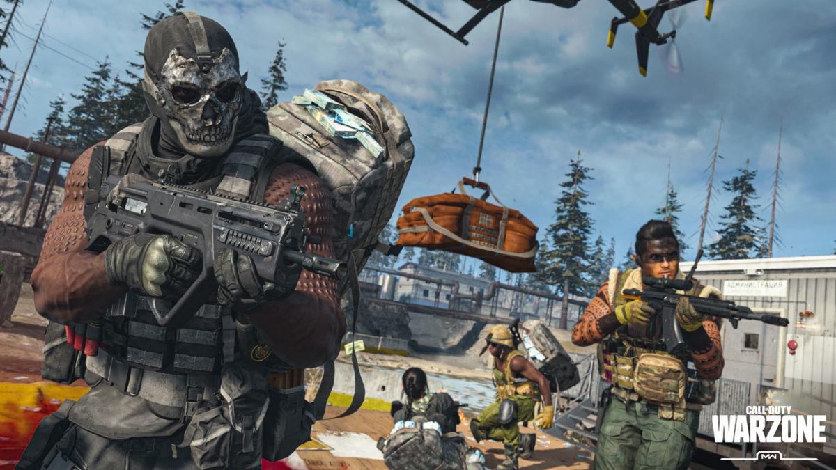 Call of Duty Warzone Gulag www.culturageek.com.ar