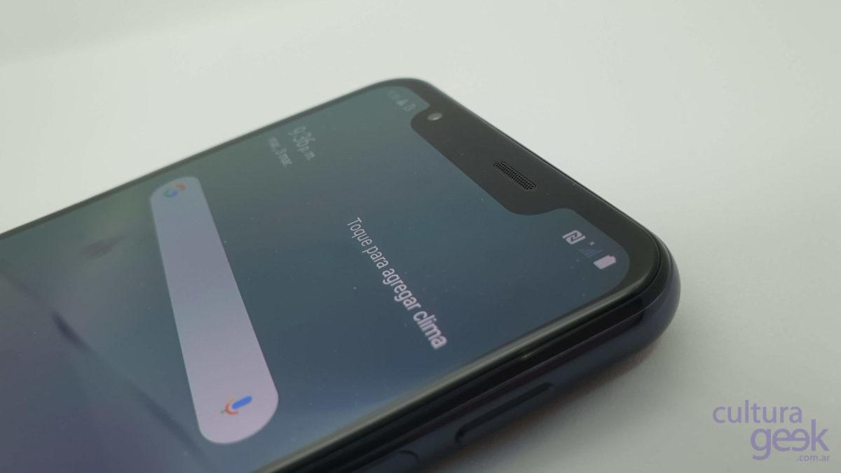 LG G8s culturageek.com.ar review